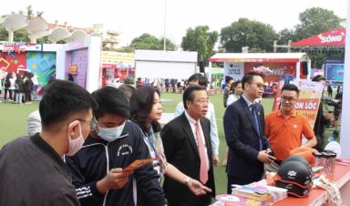 Công nghệ FPT camera gây ấn tượng tại 'Ngày thẻ Việt Nam'