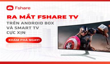 Fshare chính thức ra mắt tính năng mới Chia sẻ riêng tư