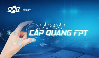 Lắp Đặt Internet Cáp Quang FPT Phú Thọ Khuyến Mãi Lớn Tháng 11/2020