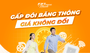 TĂNG BĂNG THÔNG – TĂNG TRẢI NGHIỆM INTERNET